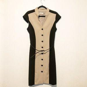 Calvin Klein Button Through Dress